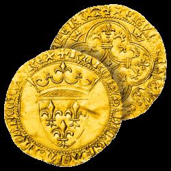 Écu d'Or de Charles VI Le...
