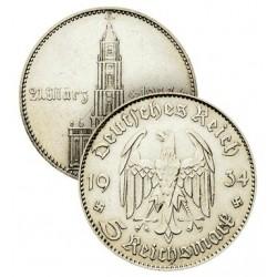 Reichsmark 1934 Argent