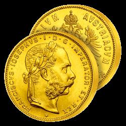 François-Joseph – 20 Francs...