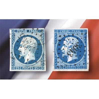 Les Bleus Historiques de France