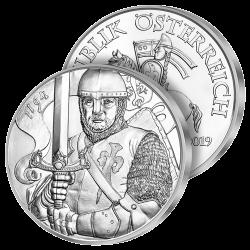 1,50€ Léopold V 2019 Argent