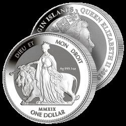 Dollar Argent 2019 « Dieu...