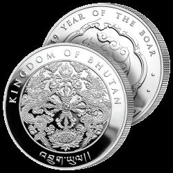 Monnaie Royale Argent du...