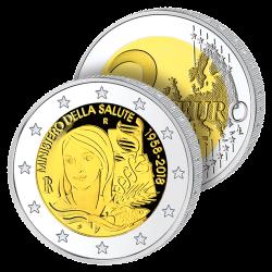 2 Euros Italie 2018 –...