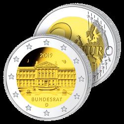 2 Euros Allemagne 2019 – Le...