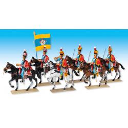 Les Hussards des Alpes