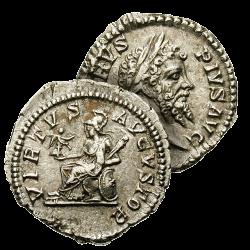 Le Denier Argent de Rome