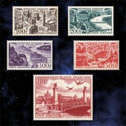 Les 5 Grandes Valeurs de la Poste Aérienne