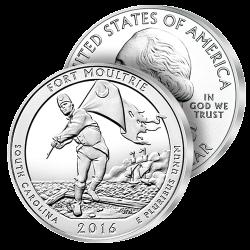 Monnaie Géante Caroline du Sud