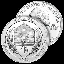 Monnaie Géante Nebraska