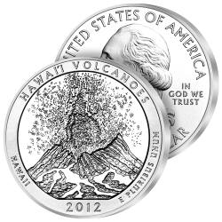 Monnaie Géante Hawaï