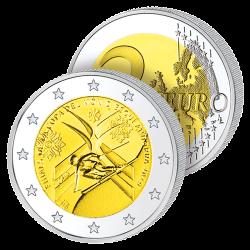 2 Euros Andorre 2019 –...