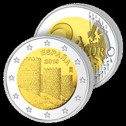 2 Euros Espagne 2019 –...