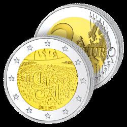 2 Euros Irlande 2019 – 100...