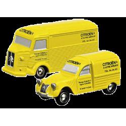 Coffret Citroën