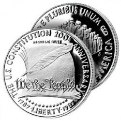 Dollar Constitution 1987