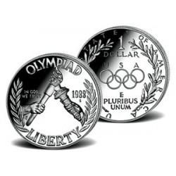 Dollar Américain Olympique 1987