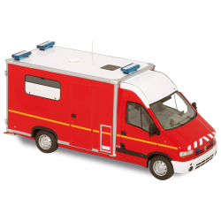 Master Pompiers Ambulance