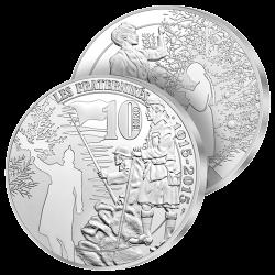 10 Euros Argent France Les...