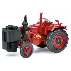 Tracteur Lanz Bulldog Gazogène