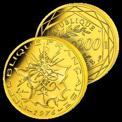 200 Euros Or La France 2019