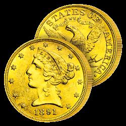 5 Dollars Or Liberty