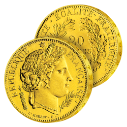 20 Francs Or Cérès de France