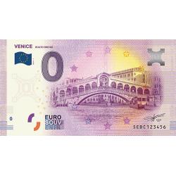 Billet 0€ Venise – Pont du...