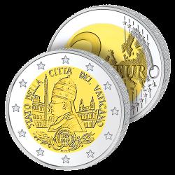 2 Euros Vatican 2019 – État...