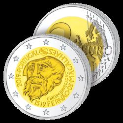 2 Euros Portugal 2019 –...