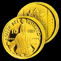 10 €uros Or Vatican Le...