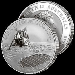 Dollar Premier Pas sur la Lune