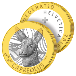 10 Francs Bimétallique Le...