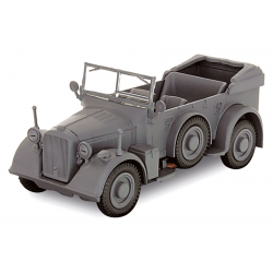 Horch 901 d'État-Major...