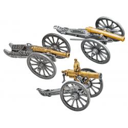 Les 3 Canons Historiques