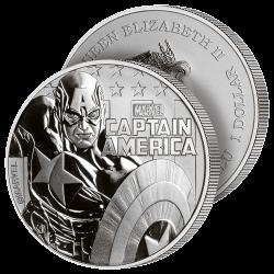 Dollar Captain America 2019