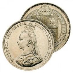 Shilling du Jubilé 1887