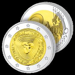2 Euros Lituanie 2019 –...