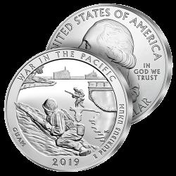 Monnaie Géante Île de Guam