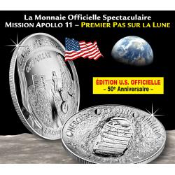 Dollar Géant Argent USA...