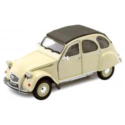 2 CV Citroën Beige Classique