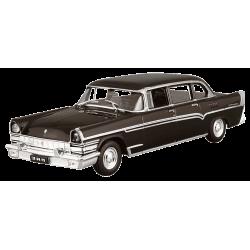 Limousine Zil type 1958