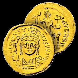 Solidus d'Or de l'Empereur...