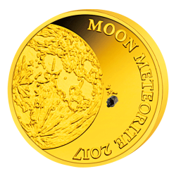Monnaie Cosmique Lune