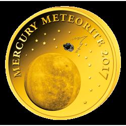 Monnaie Cosmique Mercure
