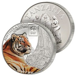 100 Shillings Tigre de Sumatra