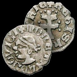 Monnaie du 14e siècle