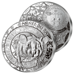 10€ Argent France 2020...