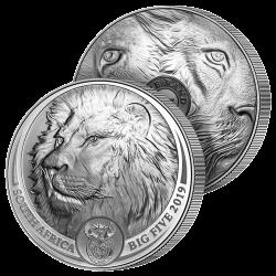 Le Nouveau Lion Argent Pur...