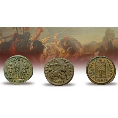 Le Trésor des Légions Romaines